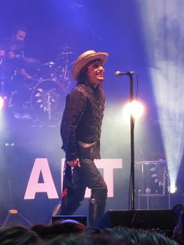 Adam Ant, The Roundhouse, Camden, London, Thursday 2017-12-21