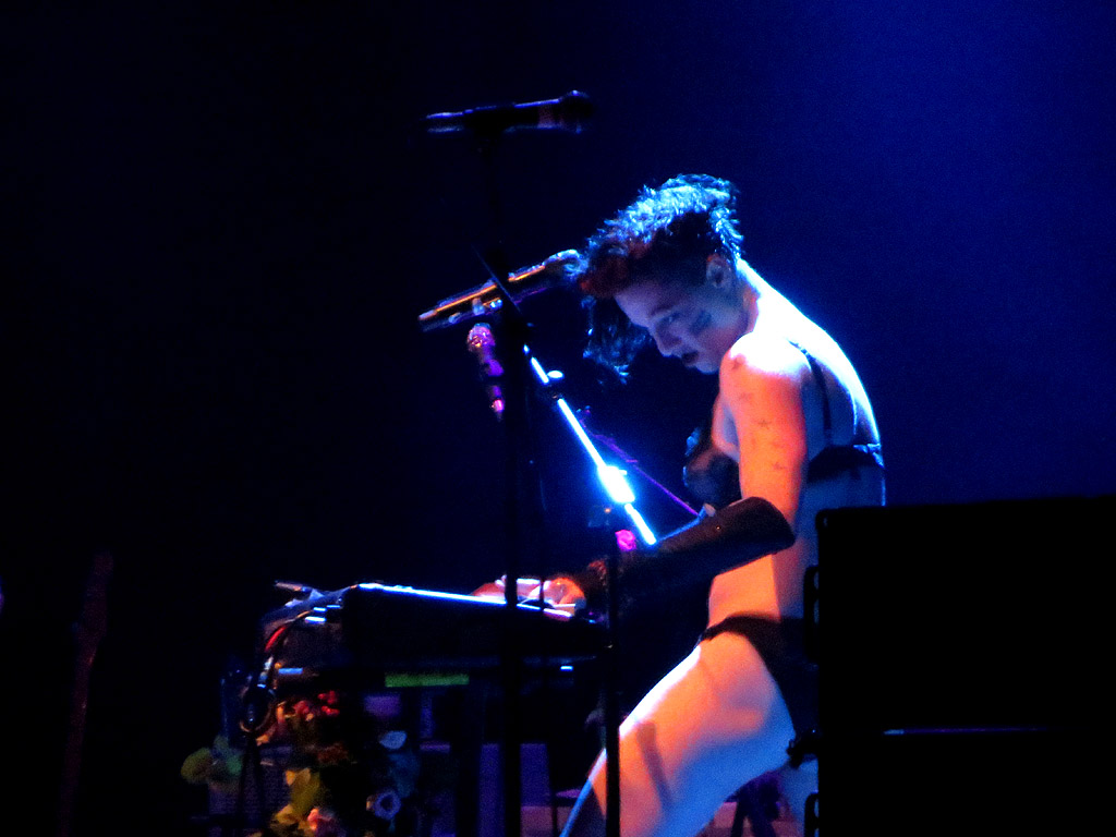 Amanda Palmer, The Roundhouse, London, 2013-07-12