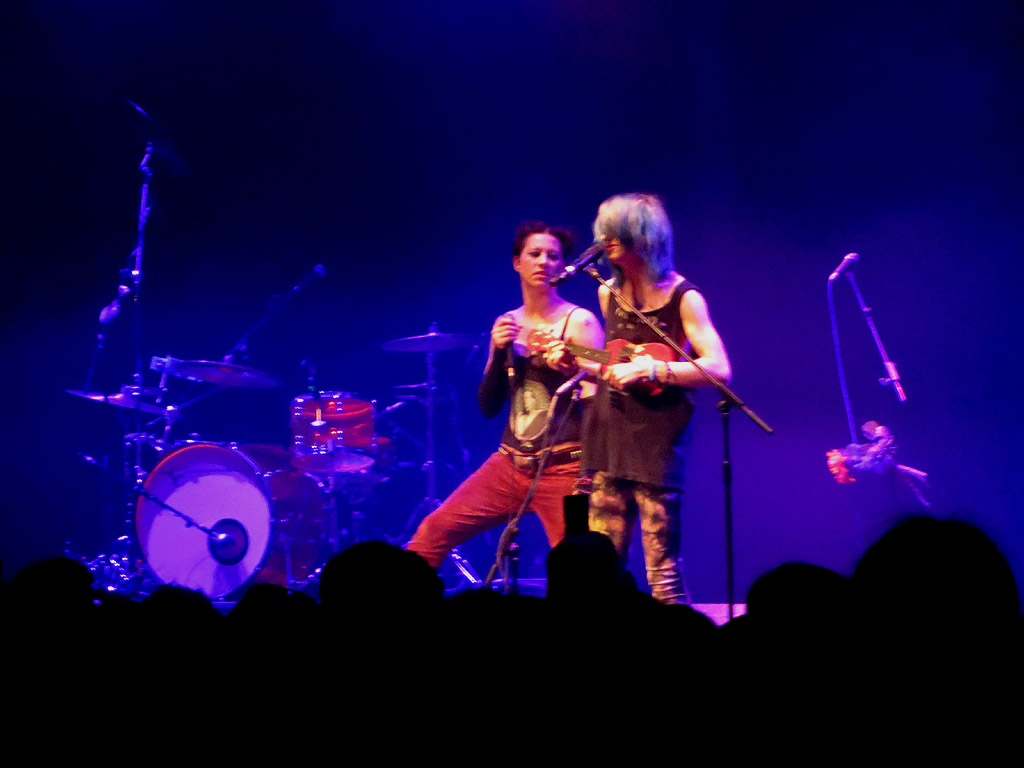 Amanda Palmer (tom milsom), The Roundhouse, London, 2013-07-12