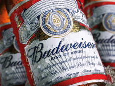 Budweiser - King of Beers (general comment)