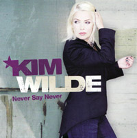 Kim Wilde - Never Say Never (cd review)