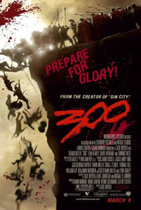 300 [2006] (movie review)