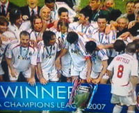 Champions League Final 2007 - AC Milan 2 Liverpool 1 (sports comment)