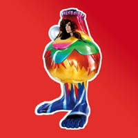 Björk - Volta (cd review)