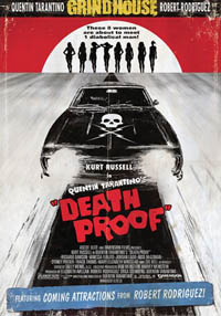 Grindhouse - Death Proof (movie review)