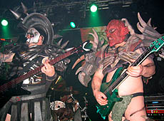 GWAR - The Rock - Copenhagen - 2007-04-11 - Live (concert review)