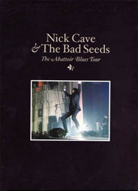 Nick Cave & The Bad Seeds - The Abattoir Blues Tour (music dvd review)