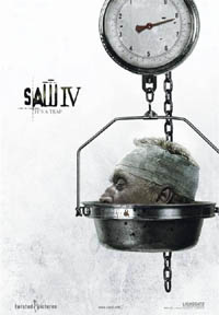 Saw IV (movie review)
