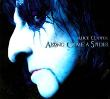 Alice Cooper - Along Came A Spider (cd review)