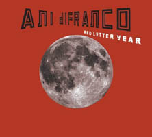 Ani DiFranco - Red Letter Year (cd review)