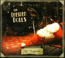 The Dresden Dolls - No, Virginia... (cd review)