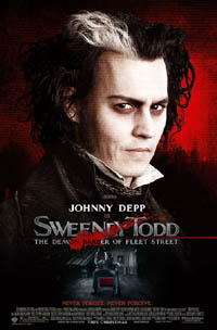 Sweeney Todd (movie review)