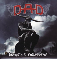 D-A-D - Monster Philosophy (cd review)