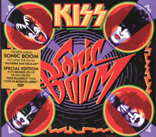 KISS - Sonic Boom (special edition) (cd review)