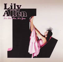 Lily Allen - It's Not Me, It's You (cd review)
