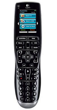 Logitech Harmony One - Universal Remote Control (tech comment)