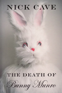 Nick Cave - The Death of Bunny Munro (book review)