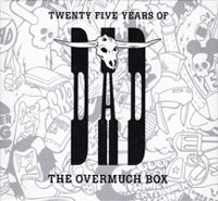 D-A-D - The Overmuch Box (limited edition) (cd review)