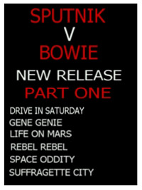 Martin Degville - Sputnik vs. Bowie (part I) (cd review)