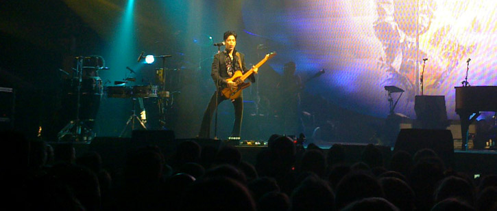 Prince - MCH, Herning - Denmark - Live - 2010-10-22 (concert review)