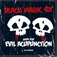 Black Magic Six - Doomsday Bound (cd review)
