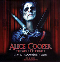 Alice Cooper - Theatre Of Death - Live At Hammersmith 2009 (music dvd review)