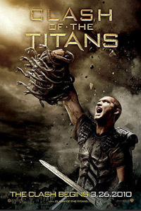 Clash Of The Titans (2010) - 3D (movie review)