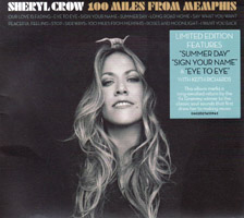 Sheryl Crow - 100 Miles From Memphis (cd review)