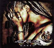 Exilia - Naked (cd review)