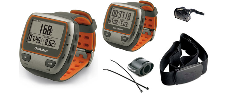 Garmin Forerunner 310XT - GPS Training Device (tech comment)