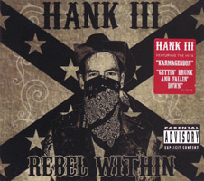 Hank III - Rebel Within (cd/vinyl review)