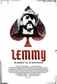 Lemmy - The Movie (movie review)