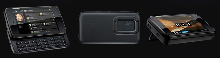 Nokia N900 (tech comment)
