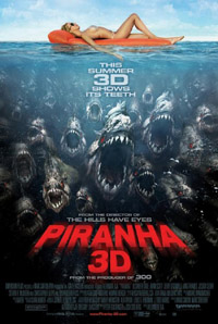 Piranha 3D (movie review)