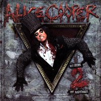 Alice Cooper - Welcome 2 My Nightmare (cd review)