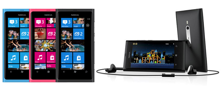 Nokia Lumia 800 (tech comment)