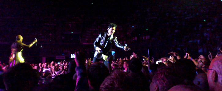 Prince - Spektrum, Oslo - Norway - Live - 2011-08-02 (concert review)