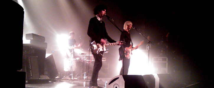 The Raveonettes - Vega, Copenhagen - Live - 2011-12-10  (concert review)