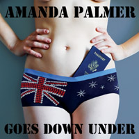 Amanda Palmer - Goes Down Under (cd review)