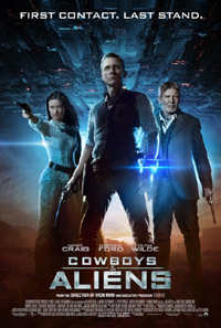 Cowboys & Aliens (movie review)