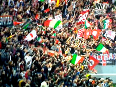 Milan campione d'Italia 2010/2011 (sports comment)