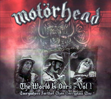 Motörhead - The Wörld Is Ours - Vol. 1 (music dvd review)