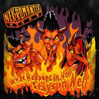 Nekromantix - What Happens In Hell Stays In Hell! (cd review)