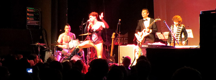 Amanda Palmer - C-Club - Berlin, Germany - Live - 2012-10-28 (concert review)