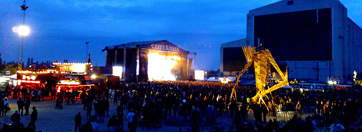 Here's a few afterthoughts from Copenhell 2012 (concert review)