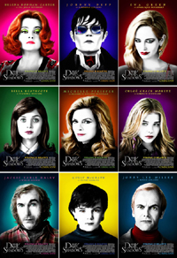 Dark Shadows [2012] (movie review)