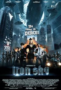 Iron Sky (movie review)