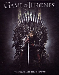 Game of Thrones - The complete first season (movie review)