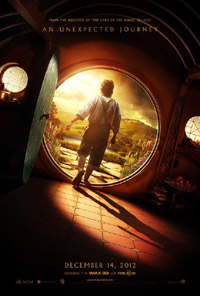 The Hobbit: An Unexpected Journey (2D) [2012]  (movie review)
