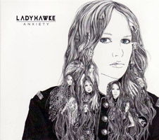 Ladyhawke - Anxiety (cd review)